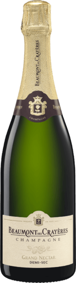 Grand nectar - Champagne Beaumont des Crayères
