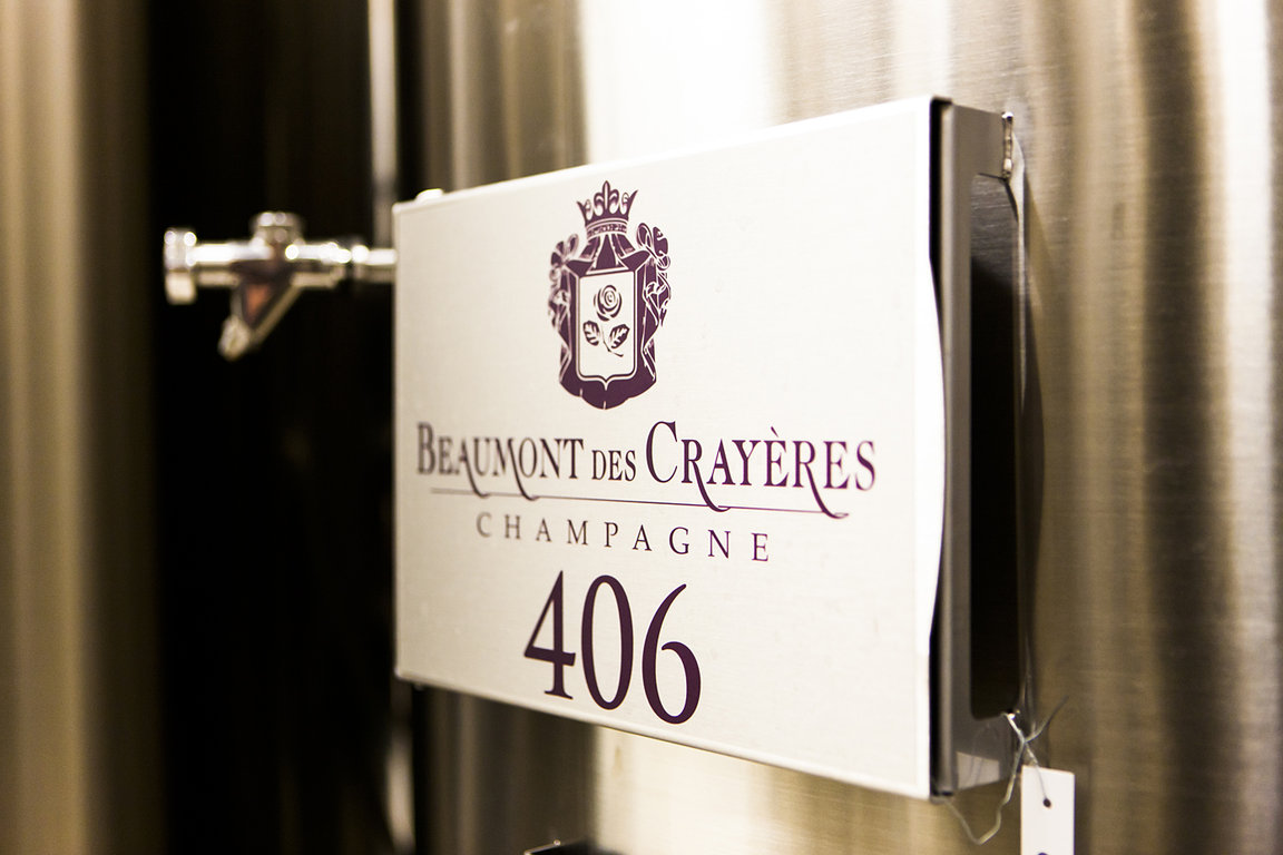 Winery Champagne Beaumont des Crayeres