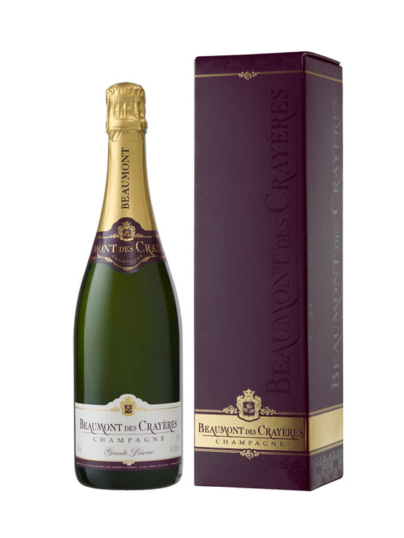 Champagne Beaumont des Crayeres Giftbox
