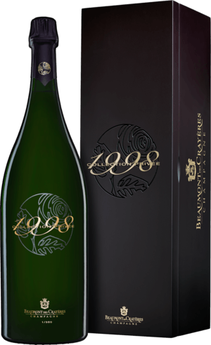 Champagne Collection Privée 1998